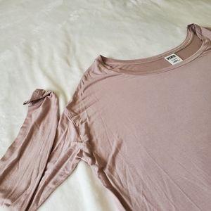 ~PINK Longsleeved Shirt~